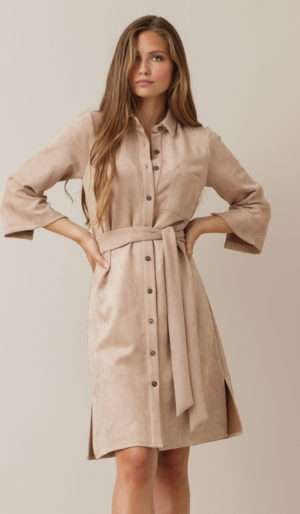 Dry Lake Gullis Dress beige