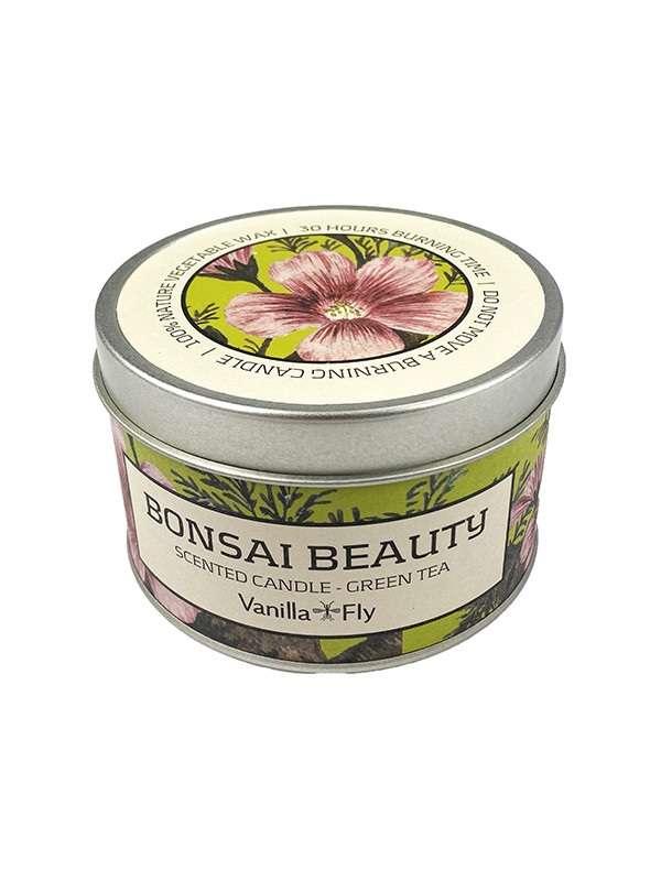 Vanilla Fly, tuoksukynttilä, Bonsai Beauty