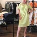 Ze-Ze Ninka mekko vihreä5