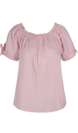 Ze-Ze Ninka-pusero vaalea roosa