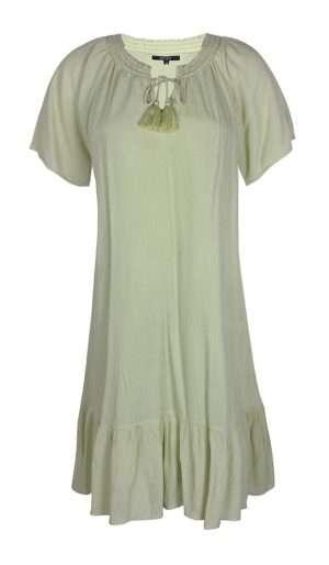 Ze-Ze Viana-mekko, vihreä